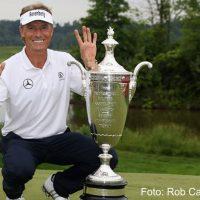 Bernhard Langer gewinnt neuntes Senior-Major  und schafft den Karriere-Grand-Slam